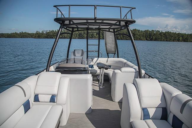 2018 Aqua Patio 255 SDP in Coloma, Michigan