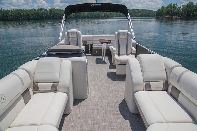 2018 Aqua Patio 255 UL in Coloma, Michigan