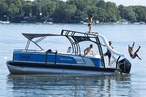 2019 AquaPatio 255 SB in Coloma, Michigan - Photo 1
