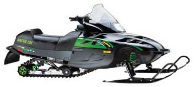 2000 Arctic Cat ZL® 580 EFI esr in Ortonville, Minnesota