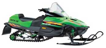 2000 Arctic Cat ZR® 700 in Portersville, Pennsylvania