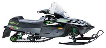 2000 Arctic Cat Z® 440 in Park Rapids, Minnesota