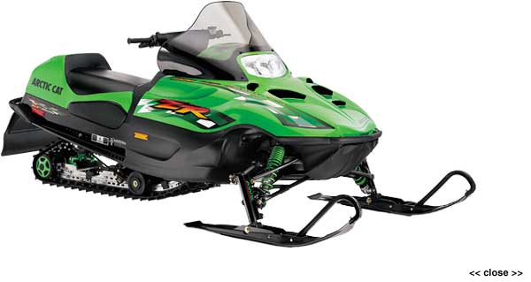 2001 Arctic Cat ZR 600 EFI for sale 76165