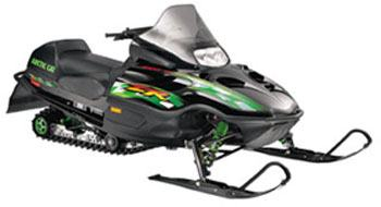 2001 Arctic Cat ZR® 600 EFI LE in Francis Creek, Wisconsin