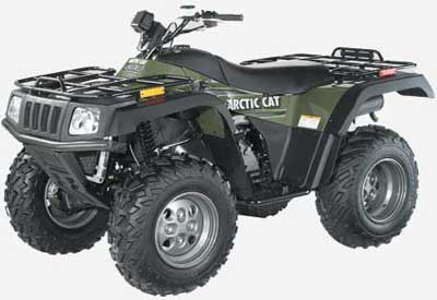 2003 400 4X4 Automatic (ACT)