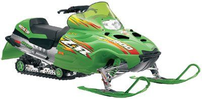 2003 Arctic Cat ZR 800 EFI in Portersville, Pennsylvania