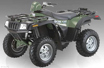 2005 Arctic Cat 400 4x4 in Payson, Arizona