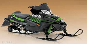 2005 Arctic Cat F7 EFI Retro in Francis Creek, Wisconsin