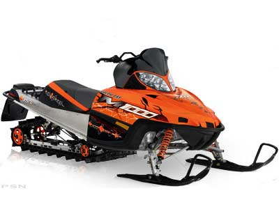 2007 Arctic Cat M1000 153 in Payson, Arizona