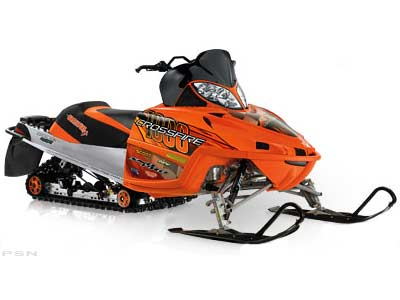 Used 2007 Arctic Cat Crossfire 1000 Sno Pro Snowmobiles In Hancock Mi