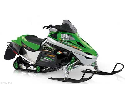 2007 Arctic Cat F1000 1