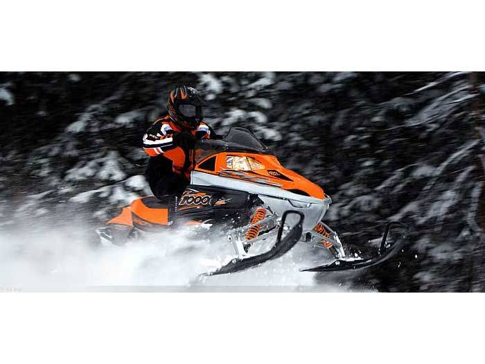 2007 Arctic Cat F1000 2