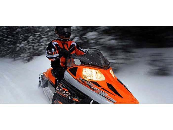2007 Arctic Cat F1000 4