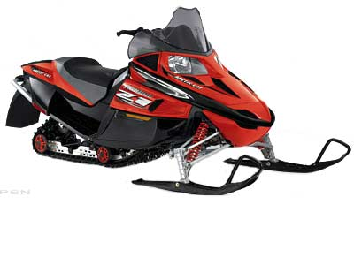 2007 Arctic Cat Jaguar - Z1 in Gaylord, Michigan
