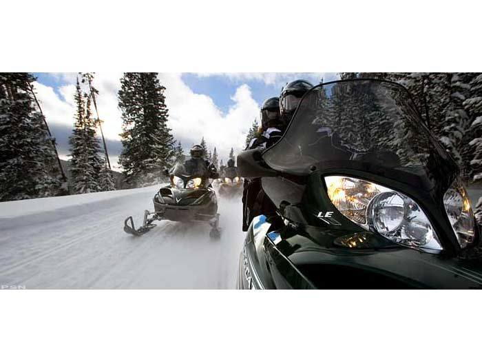 Used 2007 Arctic Cat T660 Turbo Trail Le Snowmobiles In Lancaster  Nh
