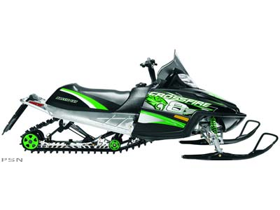 2009 Arctic Cat Crossfire 8 in Francis Creek, Wisconsin