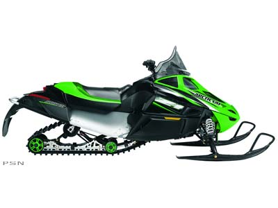 2009 Arctic Cat Z1 in Francis Creek, Wisconsin