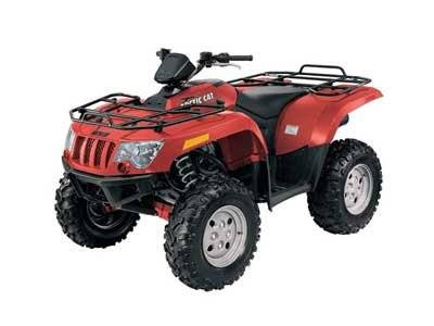 2010 Arctic Cat 550 H1 EFI Power Steering in Payson, Arizona