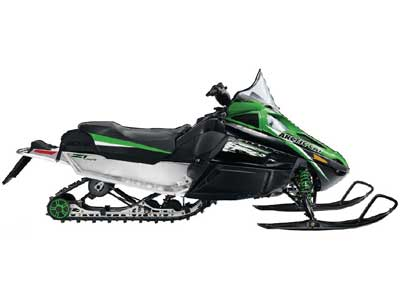 2010 Arctic Cat Z1™ LXR in Honesdale, Pennsylvania