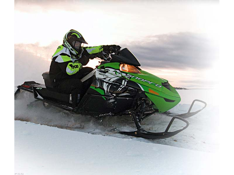 2010 Arctic Cat Z1™ Turbo Sno Pro® in Rothschild, Wisconsin