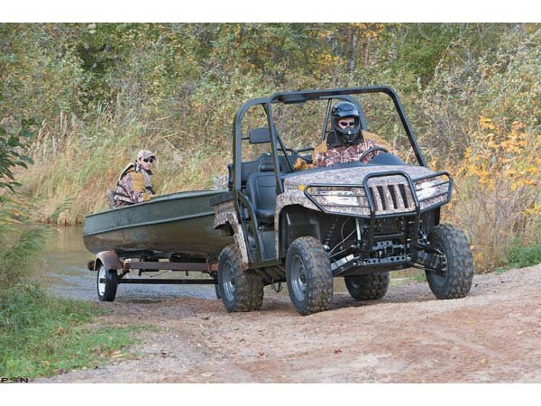 2010 Arctic Cat Prowler® 700 H1 EFI XTX™ in Muskogee, Oklahoma - Photo 4