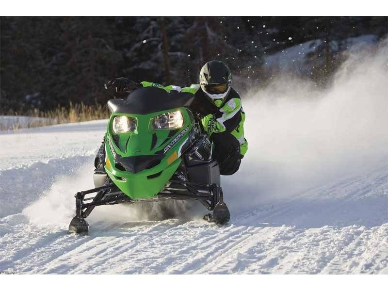 2011 Arctic Cat F6 Sno Pro® in Francis Creek, Wisconsin