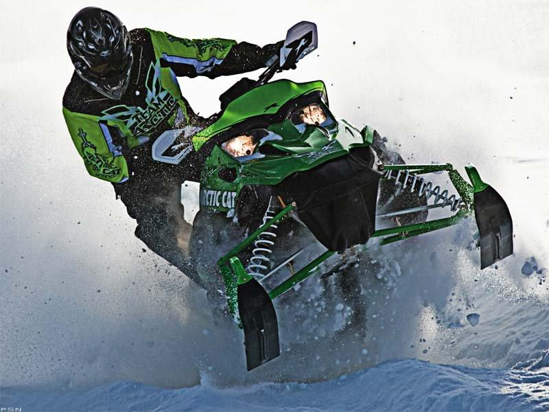 2011 Arctic Cat Sno Pro® 500 in Hancock, Michigan