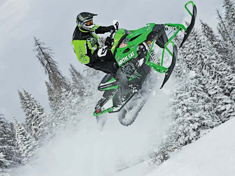 2011 Arctic Cat Sno Pro® 500 in Hancock, Michigan - Photo 3