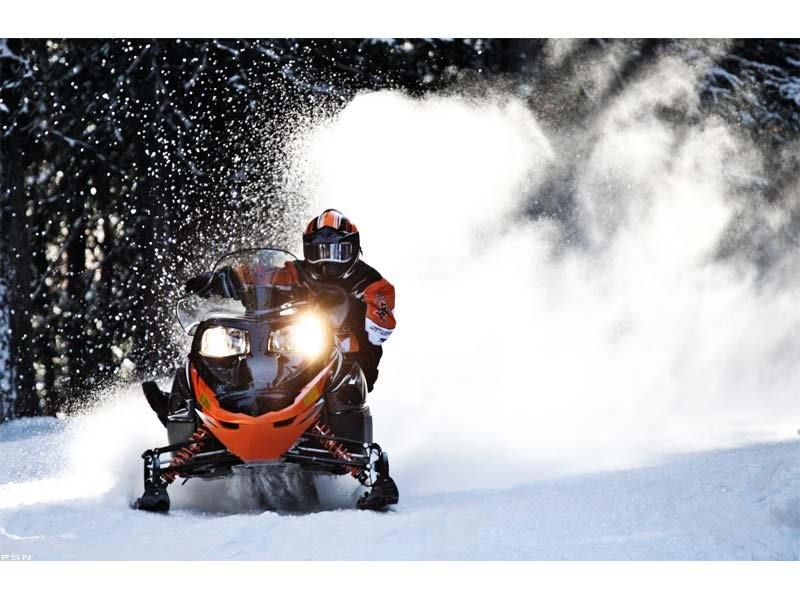2011 Arctic Cat Z1™ LXR in Fond Du Lac, Wisconsin
