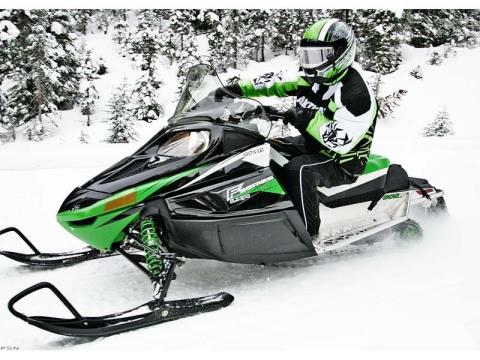 2011 Arctic Cat Z1™ LXR in Fond Du Lac, Wisconsin - Photo 4