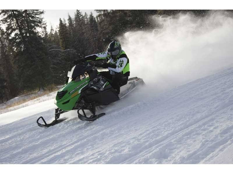 2011 Arctic Cat Z1™ Turbo Sno Pro® in Janesville, Wisconsin