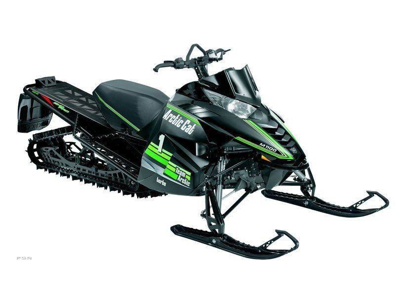 "2012 Arctic Cat M 1100 Turbo Sno Pro® 162"" 50th Anniversary in Hancock, Michigan - Photo 4"