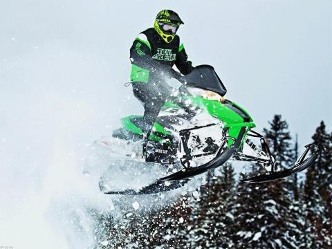 2012 Arctic Cat F 1100 LXR in Roscoe, Illinois