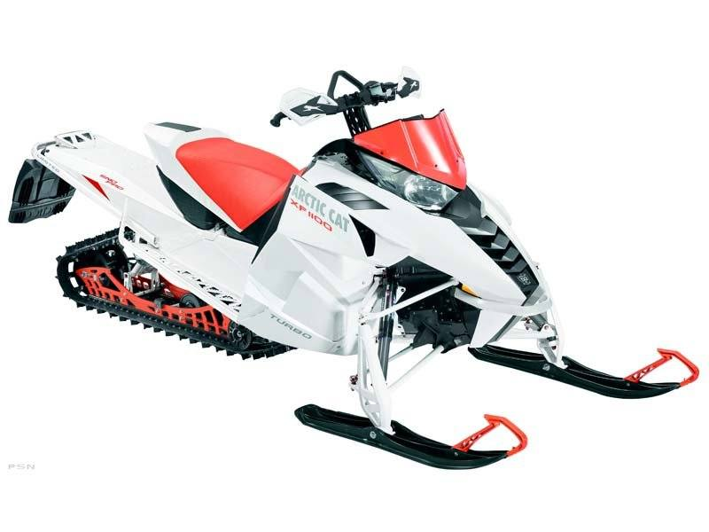 2012 Arctic Cat XF 1100 Turbo Sno Pro® Limited in Francis Creek, Wisconsin