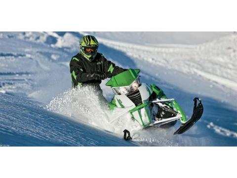"2013 Arctic Cat M 1100 Turbo Sno Pro® 162"" in Evanston, Wyoming"