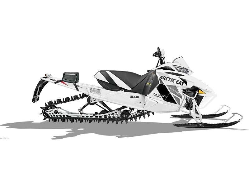 "2013 Arctic Cat M 1100 Turbo Sno Pro® 162"" Limited in Rapid City, South Dakota"