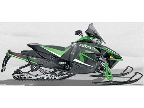2013 Arctic Cat F 1100 LXR in Trego, Wisconsin