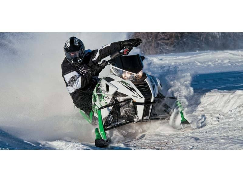 2013 Arctic Cat F 1100 Turbo Sno Pro® RR in Francis Creek, Wisconsin