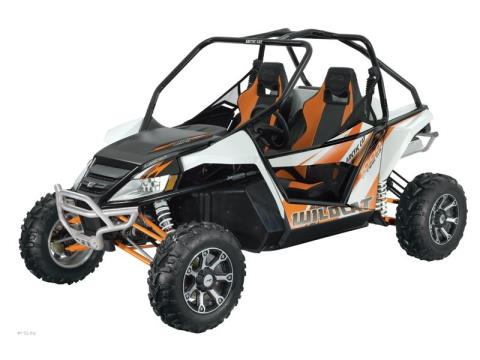 2013 Arctic Cat Wildcat™ 1000 Limited in Payson, Arizona