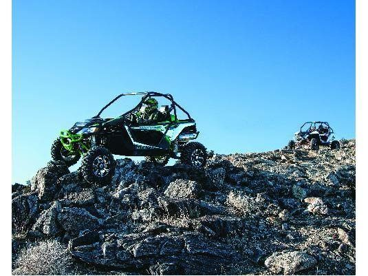 2013 Arctic Cat Wildcat X 4