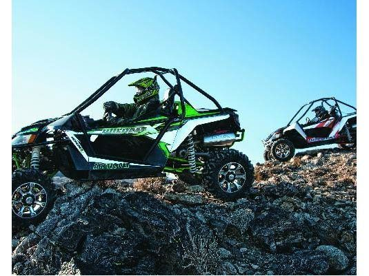 2013 Arctic Cat Wildcat X 5