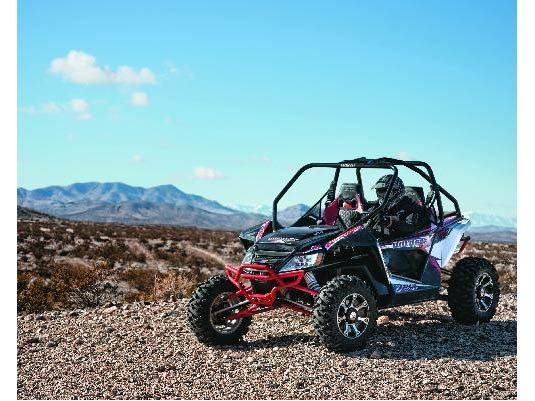 2013 Arctic Cat Wildcat X 6