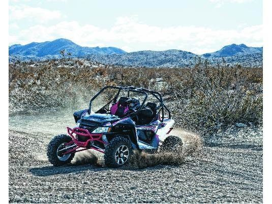 2013 Arctic Cat Wildcat X 7