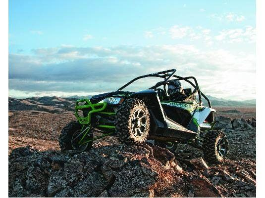 2013 Arctic Cat Wildcat X 8