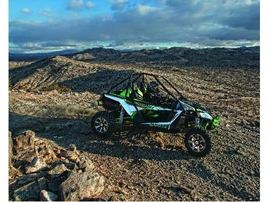 2013 Arctic Cat Wildcat X 10