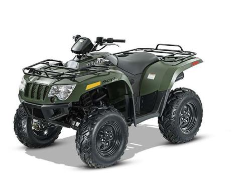 2014 Arctic Cat 500 in Littleton, New Hampshire