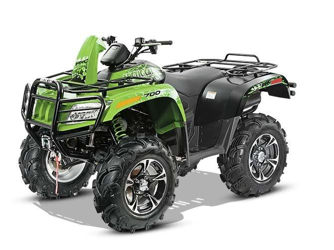 2014 Arctic Cat MudPro™ 700 Limited EPS in Danville, West Virginia - Photo 1