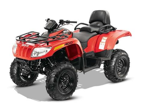 2014 Arctic Cat TRV® 400 in Rothschild, Wisconsin