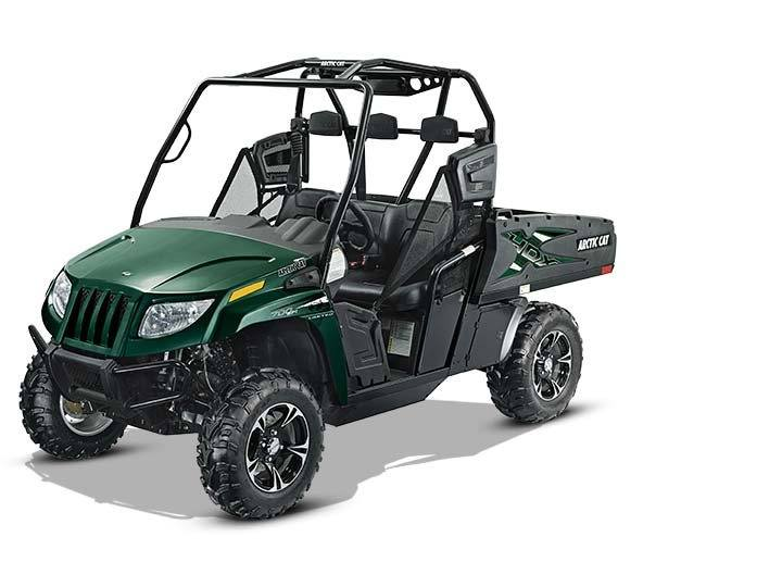 2014 Arctic Cat Prowler® 700 HDX™ Limited EPS in Philipsburg, Montana - Photo 3