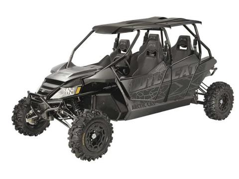 2014 Arctic Cat Wildcat™ 4 X Limited in Natchitoches, Louisiana